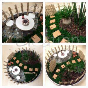 Miniaturen / Mini-Gardening