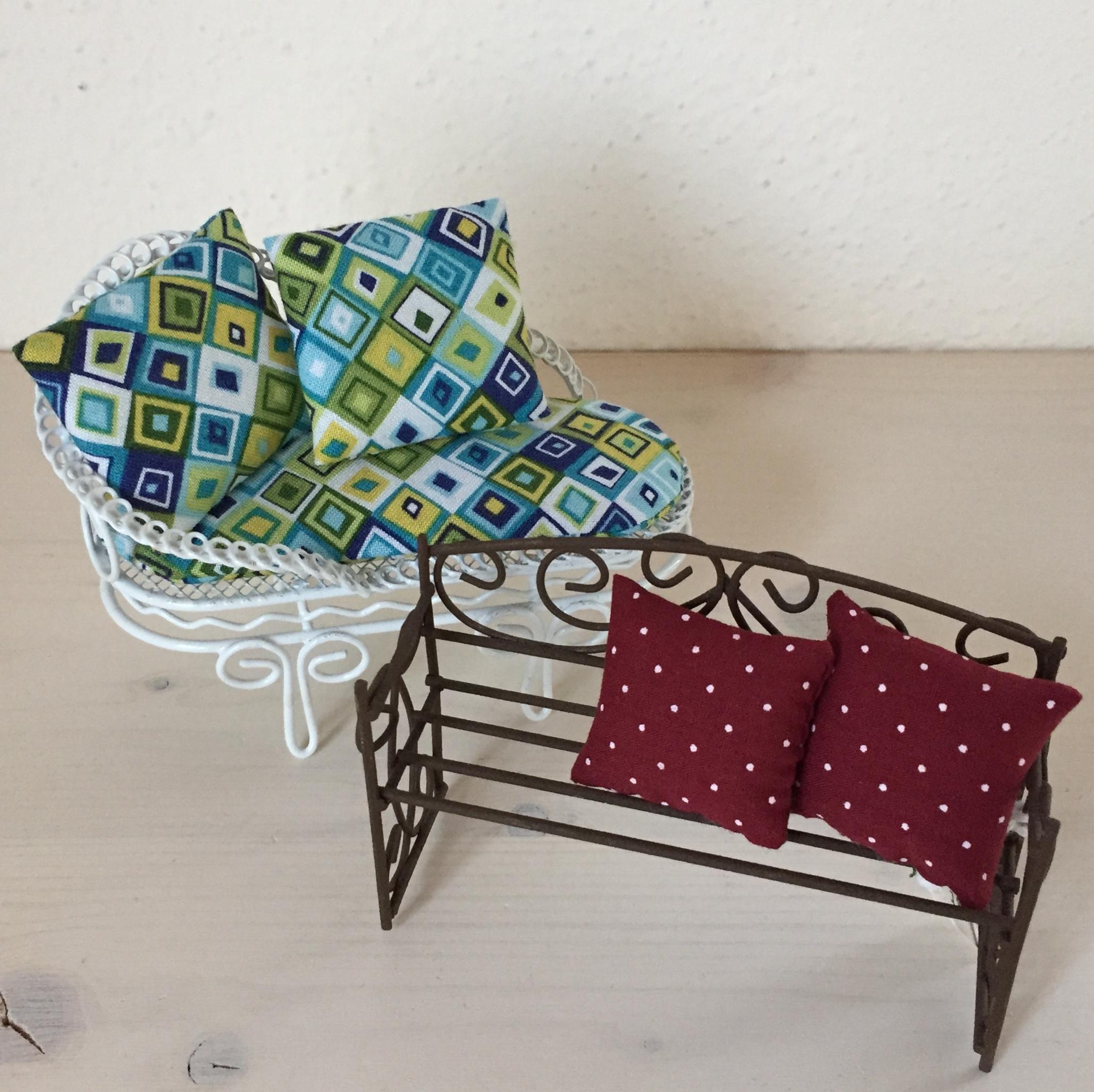 Sitzkissen Für Bänke Und Stühle › Creatipp